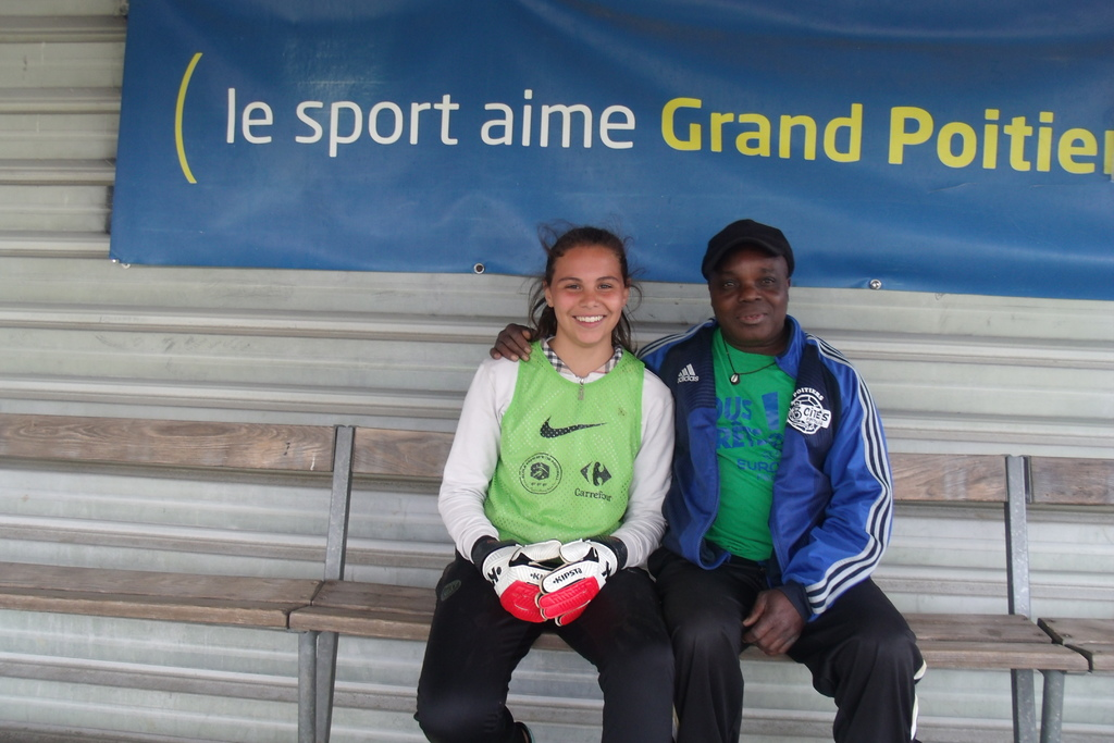 INTERVIEW N°63  ANAIS IMBERT  (Gardienne U14)