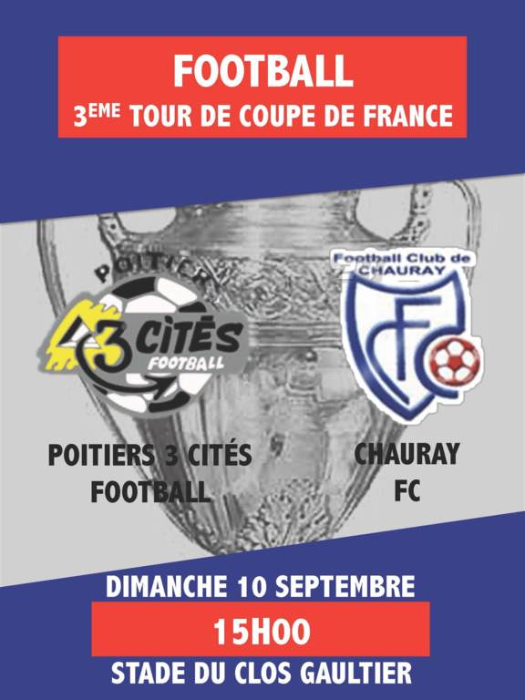 3ème Tour Coupe de France